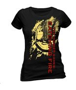 The Hunger Games Catching Fire Official Mockingjay T-Shirt - $25.00