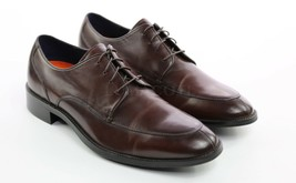 Mens Cole Haan Lenox Hill Split Toe Oxfords - Dark Brown Size 10.5 [CH11... - $79.99