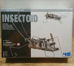 4M Insectoid 4M - Robot Mechanics Science Kit - No. 4578 - NEW - Sealed ... - $14.70