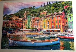 Buffalo Games Jigsaw Puzzle Come Sail Away 2000 Pieces with Poster image 2