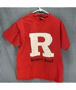 Champion Rutgers Band T-Shirt Men's Size Large  - $14.84