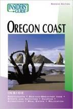 Book Insider's Guide Oregon Coast by Dresbeck, Dunegan and Johnson '04 - $5.00