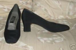 dark blue womens shoes stuart weitzman classic size 10.5 excellent co 25% off - $20.06