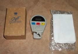 meter reader timer keychain by avon nib with instructions - $22.46