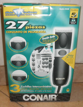conair 27 piece total grooming kit new  in box - $34.92