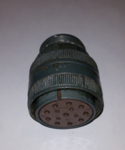 JAE Circular Connector MS3106B28-20S-ZN  - $20.00