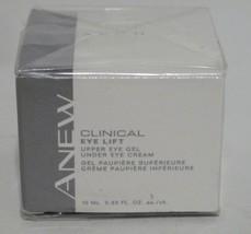 Avon Anew Clinical Eye Lift Upper Eye Gel Under Eye Cream All Skin Types - $24.50