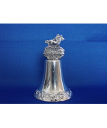 HH HOLLAND (Hooijkaas) Silver 1926 Birth of a Nation Commemorative Bell... - $100.00