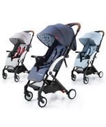 Stroller Folding Baby Carriage Lightweight Prams For Newborns Portable B... - $330.99