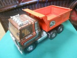 "Great Collectible Ertl Automatic ""Transtar"" Dump Truck - $57.01"