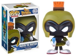 "New Pop Animation: Duck Dodgers - Marvin the Martian 3.75"" Funko Vinyl V... - $39.59"