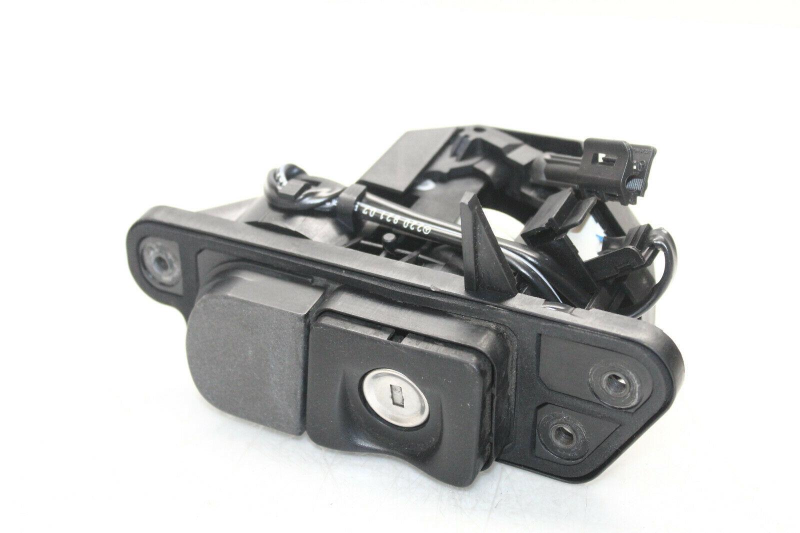 2000-2002 MERCEDES BENZ W220 S430 S500 REAR TRUNK RELEASE SWITCH P4568 - $88.20