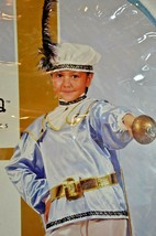 Prince Charming Kids Costume Dress Up Play Holiday Halloween Size: L 12-14 NEW  - $15.83