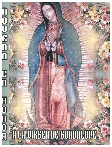 Novena en honor a la virgen de guadalupe   02496 001