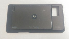 Used OEM Motorola Droid Bionic XT875 Extended Back Cover Battery Door - $9.89