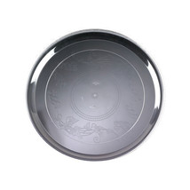 Clear 14 Inch Deli Mate Plastic Trays/Set of 25 - $64.82