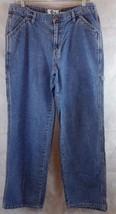 Arizona Carpenter Denim Blue Jeans Size 13 100% Cotton  - $11.94
