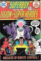 Superboy Comic Book #203 DC Comics 1974 VERY FINE+ - $20.21