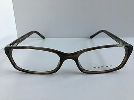 New BURBERRY B 7320 3470 Rx Havana 53mm Cats Eye Women's Eyeglasses Fram... - $129.99