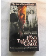 The Hand That Rocks the Cradle 1992 VHS #movies #collectibles #vintage #VHS  - $6.99