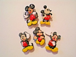 Clog Shoe Button Charm For  Accessories For Wristband Mickey Mouse - $9.99