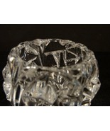Tiffany &Co. Crystal Votive / Tea Light Candle Holder - $21.00