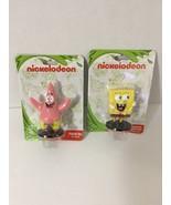 Nickelodeon Collectors Figurine SpongeBob & Patrick Star New #T5 - $8.99
