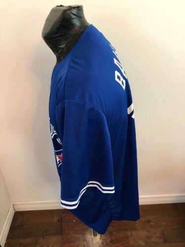 MENS MLB Baseball Jersey Toronto Blue Jays #19 Jose Bautista STADIUM GIVE AWAY