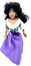 "1996 Esmeralda Gypsy 10"" Doll Burger King Figure Disney Hunchback Of Not... - $4.94"