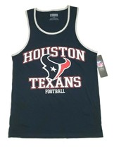 Houston Texans Men NFL Pro Line Tank Top Team Apparel Navy/Red/White Siz... - $20.00