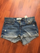 Abercrombie and Fitch jean shorts size S - $12.87