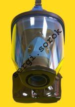 NBC Full Face Russian Army Military Gas Mask MAG CBRN MSA SGE panoramic 2019 new image 3