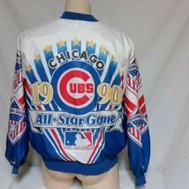 VTG 1990 Chicago White Sox Chalk Line Fanimation Jacket 90s All Star MLB... - $149.99