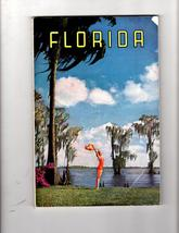 Florida (1938) Guide Book - $2.95