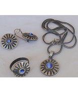 Light blue cat eye set - $63.00
