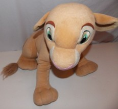 "Disney Lion King Nala  Plush 20"" Hasbro 2002 - $64.33"