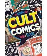 The Mammoth Book of Cult Comics+Bonus - $16.95
