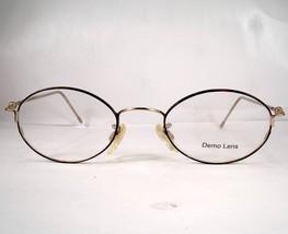 Liz Claiborne Liz Brown Women Eyeglasses Eyewear Frame - $15.80