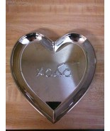 Hershey Kisses and Hugs Candy Dish 2004 - $5.00