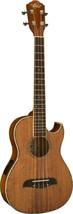 Oscar Schmidt OU55CE Cutaway Acoustic/Electric Baritone Ukulele Hawaiian... - $399.99