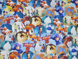 """62- 1"""" PRECUT """"Big Hero 6"""" images for Bottlecaps, Birthday partys, hairbows - $2.99"""