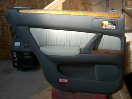 1567  left rear door trim panel 1567 thumb200