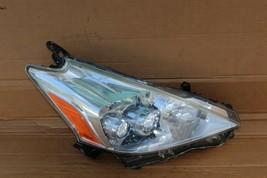 12-14 Toyota Prius-V Headlight Lamp Full LED Passenger Right RH