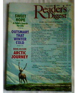 """Readers Digest Magazine - November 1993 - """"Outsmart that winter cold"""" - $4.50"""