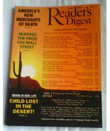 """Readers Digest Magazine - April 1993 - """"Beating the pros on Wall Street"""" - $4.50"""