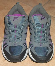 womens tennis shoes fila size 10 new - $20.25