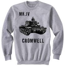 MK-IV CROMWELL  INSPIRED -  NEW GRAPHIC SWEATSHIRT- S-M-L-XL-XXL - $47.32