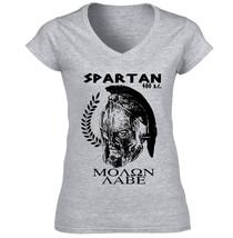 Spartan Warrior Leonidas    New Graphic Grey T Shirt   S M L Xl Xxl - $36.11