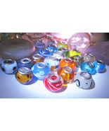 CUSTOM MURANO BEADS CHOOSE A SPELL MAGICK Witch Cassia4  - $23.77