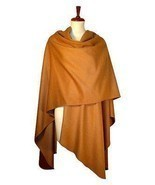 Cape,wrap made with Babyalpaca wool  - $245.00